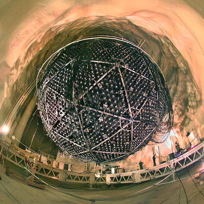 SNOLAB neutrino detector