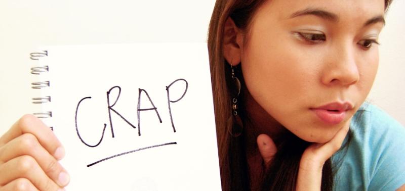 Crap word