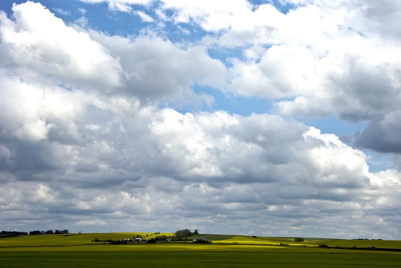 Saskatchewan view