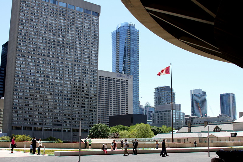 Toronto square