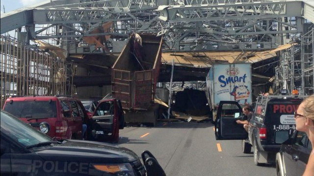 Burlington Skyway accident