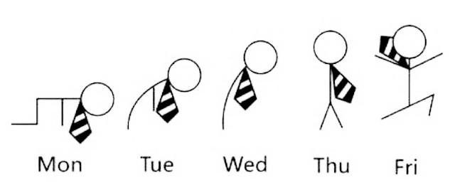 режим недели