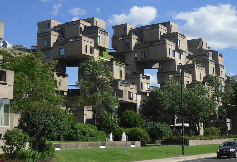 habitat-67-buildings